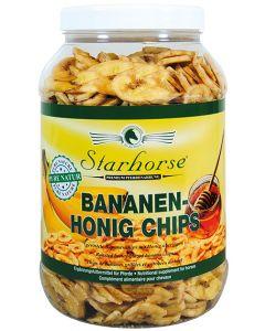 Bananen Honig Chips www.starhorse.at
