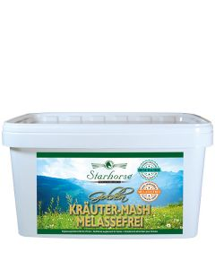 Golden Kräuter Mash melassefrei www.starhorse.at