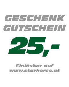 Gutschein www.starhorse.at