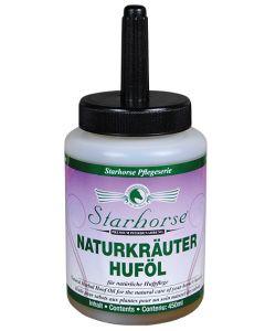 Naturkräuter Huföl www.starhorse.at