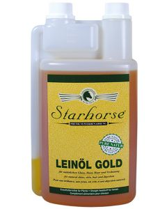 Leinöl Gold www.starhorse.at