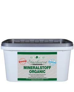 Mineralstoff Organic www.starhorse.at