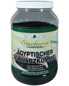 Ägyptischer Schwarzkümmel www.starhorse.at