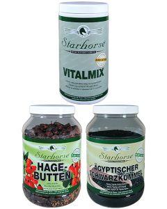 Gesund und Vital Paket 3 www.starhorse.at