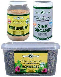 Immunsystem Paket 4 www.starhorse.at