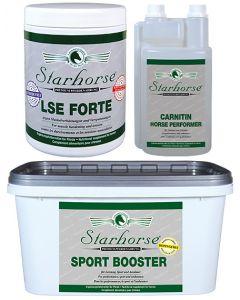 Vorteilspaket Sport 3 www.starhorse.at