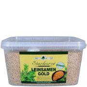Leinsamen Gold www.starhorse.at