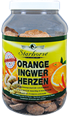 orangen ingwer herzen starhorse