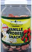 vanille erdbeer snacks starhorse